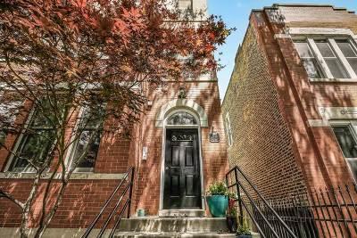 Condo/Townhouse For Sale: 2138 West Potomac Avenue #3