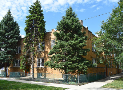 Condo/Townhouse New: 3358 North Kildare Avenue #1