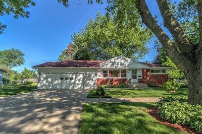 Elgin Single Family Home New: 708 Ford Court