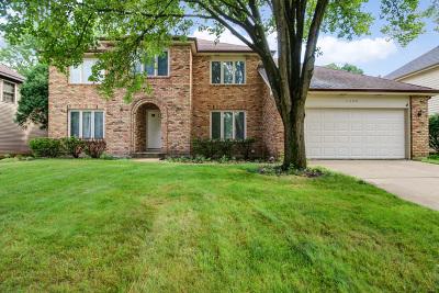 Naperville Single Family Home New: 1398 East Gartner Road