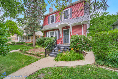 Glen Ellyn Single Family Home For Sale: 316 Taylor Avenue