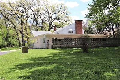 Mc Henry County Single Family Home New: 300 Opatrny Drive
