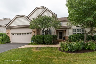 Libertyville Single Family Home For Sale: 1528 Eric Lane