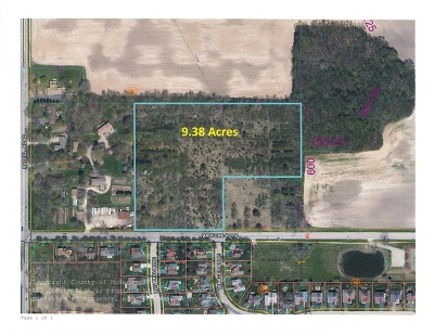 Woodstock Residential Lots & Land For Sale: 00 Banford Road