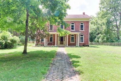 Leroy Single Family Home For Sale: 413 East Vine Street