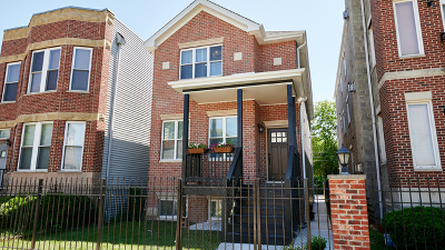 Chicago Single Family Home New: 3931 South Wells Street