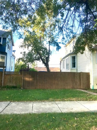 Chicago Residential Lots & Land New: 5808 West Dakin Street