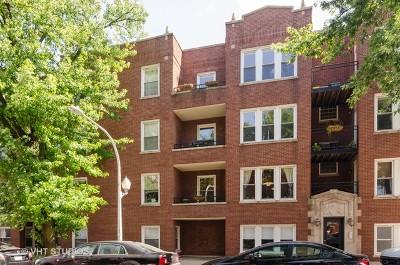 Condo/Townhouse New: 3107 West Belle Plaine Avenue #1