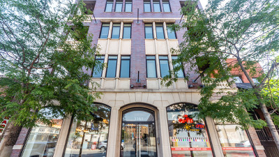 Chicago Condo/Townhouse New: 3161 North Halsted Street #201