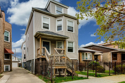 Multi Family Home For Sale: 3841 North Bernard Street