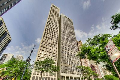 Chicago Condo/Townhouse New: 1110 North Lake Shore Drive #15N