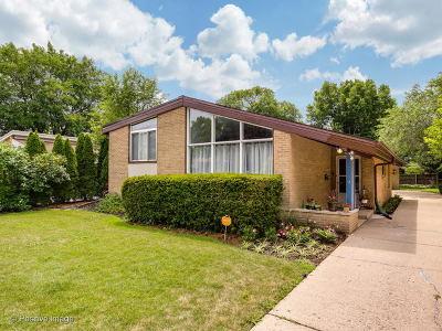 Wilmette Single Family Home New: 3119 Hill Lane