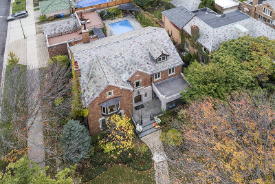Chicago IL Single Family Home New: $1,599,000