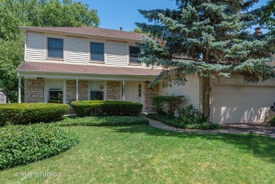 Evanston IL Single Family Home New: $869,999