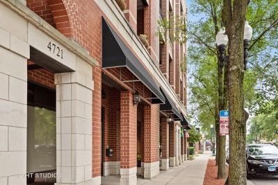 Condo/Townhouse New: 4721 North Clark Street #2S