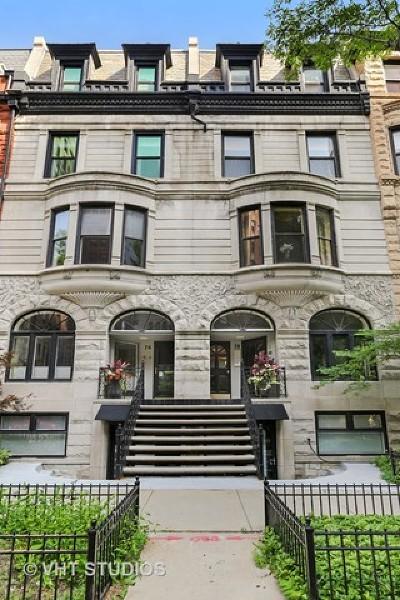 Chicago Condo/Townhouse New: 76 East Elm Street #4