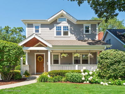 Downers Grove Single Family Home Contingent: 5548 Carpenter Street