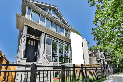 Chicago IL Single Family Home New: $1,249,500