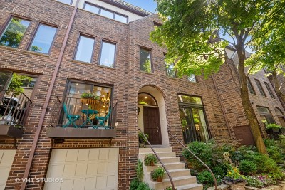 Condo/Townhouse New: 241 West Concord Lane #10
