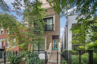 Chicago Condo/Townhouse New: 1406 West Ohio Street #1