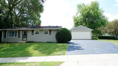 Kane County Single Family Home New: 49 Golfview Lane