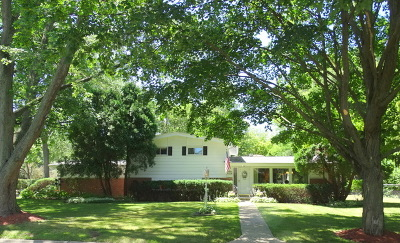 Evanston Single Family Home For Sale: 9200 Avers Avenue