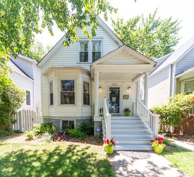 Single Family Home For Sale: 2333 West Berwyn Avenue