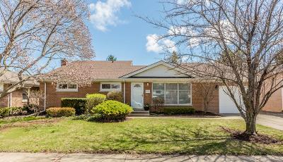 Morton Grove Single Family Home New: 9125 Mango Avenue