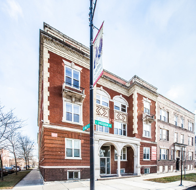Chicago Multi Family Home New: 4601 South Indiana Avenue
