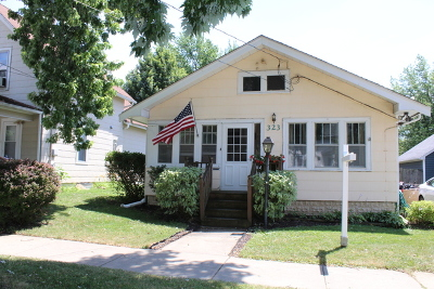 Aurora Single Family Home Contingent: 323 Simms Street