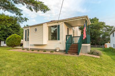 Crest Hill Single Family Home New: 2357 Caton Farm Road