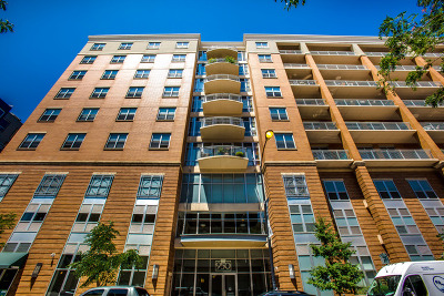 Condo/Townhouse New: 950 West Monroe Street #812