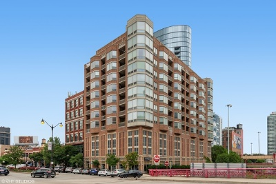 Condo/Townhouse New: 720 West Randolph Street #506