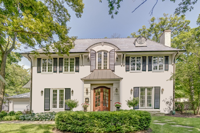 Glencoe Single Family Home For Sale: 755 Sheridan Road
