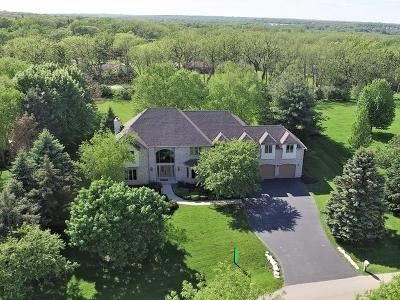 Crystal Lake Single Family Home For Sale: 3611 Tamarack Circle