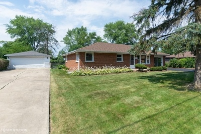 Hickory Hills Single Family Home New
