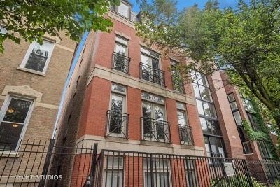 Condo/Townhouse New: 1619 West Le Moyne Street #2
