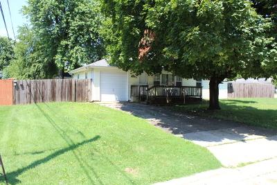 Joliet Single Family Home New: 1101 Krings Lane