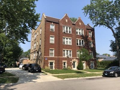 Skokie Multi Family Home For Sale: 7638 Keeler Avenue