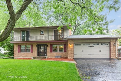 Downers Grove Single Family Home New: 5829 Dearborn Parkway