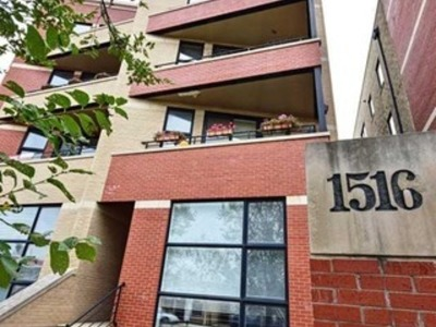 Condo/Townhouse New: 1516 West Grand Avenue #4W