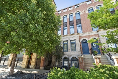 Chicago Condo/Townhouse New: 364 West Huron Street #B