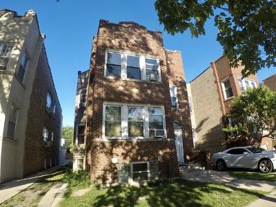 Multi Family Home New: 4427 North Springfield Avenue