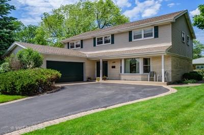 Morton Grove Single Family Home For Sale: 5500 Monroe Street