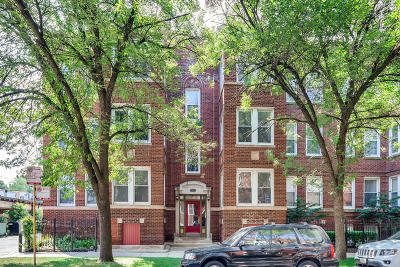 Condo/Townhouse New: 4652 North Campbell Avenue #3