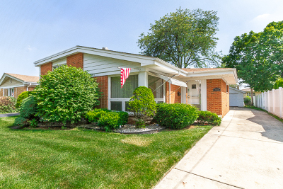 Westchester Single Family Home New: 11105 Martindale Drive