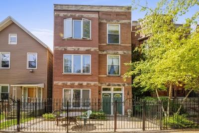 Roscoe Village Multi Family Home For Sale: 1829 West School Street