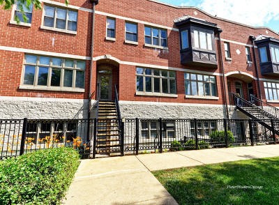 Chicago Condo/Townhouse New: 320 East 18th Street