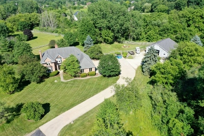 Kane County Single Family Home New: 3n705 Roberts Road