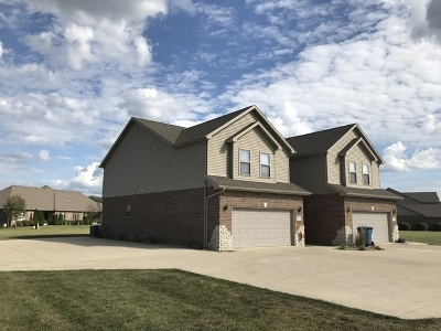 Bourbonnais Condo/Townhouse New: 173 East John Casey Road